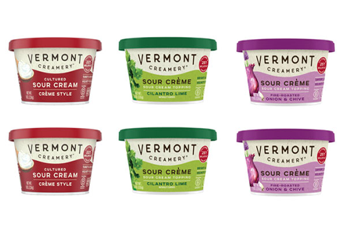 Vermont Creamery recently announced the debut of its new Cultured Sour Cream