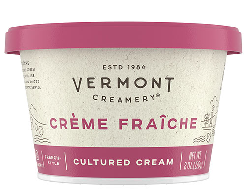 Vermont Creamery has seen a huge spike in sales of its crème fraîche, elevating it to kitchen-staple status as home cooks attempt more intricate recipes and dishes