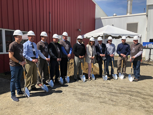 Vermont Creamery's facility expansion will increase the company's Websterville, Vermont, footprint by 38 percent, including the renovation of the existing fresh cheese facility