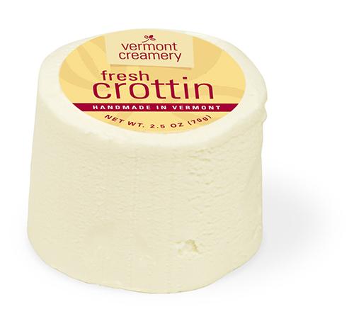 Vermont Creamery's Fresh Crottin