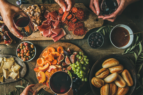 Veroni combines authentic Italian tradition with U.S. consumer trends to offer products that can help consumers build the ideal charcuterie board