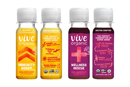 Vive Organic received Special Recognition for being in line with Whole Foods' mission of delivering healthy foods