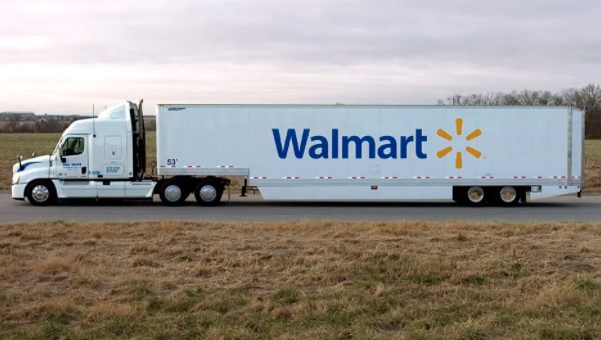 Walmart employees putting together online orders are picking up items 20 percent faster based on new in-store signage and devices installed earlier this year