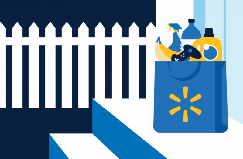 Walmart recently launched Express Delivery, a new service that delivers more items from the store than ever before to shoppers' doors in less than two hours
