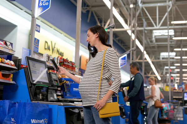 In addition to implementing a no-contact payment strategy, Walmart is also rolling out a new no-contact pickup and delivery service