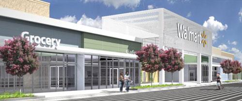 New Walmart Concept Store