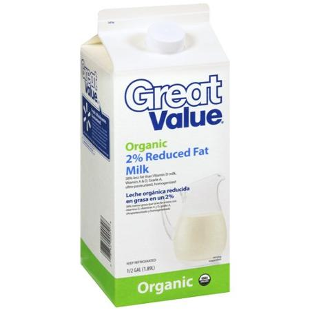 Great Value Milk