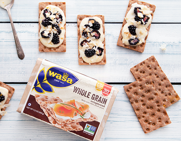 Wasa® recently revealed a study to uncover how snacking habits have changed among U.S. consumers