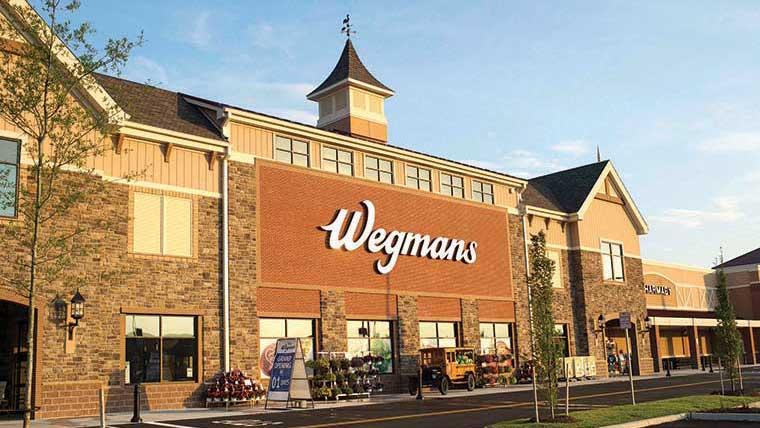 Wegman's storefront
