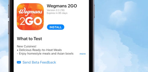 Wegmans has started testing its Wegmans 2GO at its flagship store at Monroe Avenue in Pittsford, New York