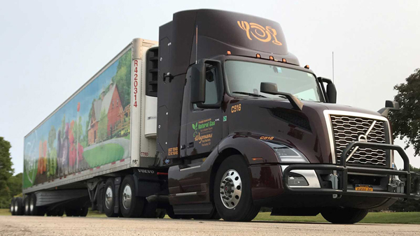 Wegmans has announced that it is partnering with Hyliion to create a diesel-free fleet of trucks