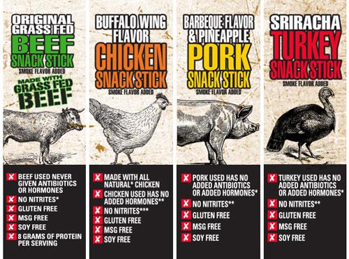 Western's Smokehouse New Healthier Snack Ingredient List