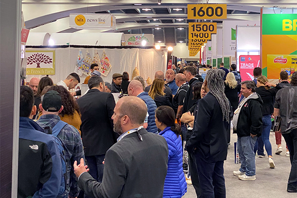 Some of the industry's most influential players spent time networking, discussing innovation, and where the specialty foods sector is headed next