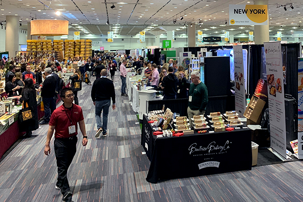 Each year, the association's Trendspotter Panel reviews over 80,000 specialty food and beverage products from that year's show