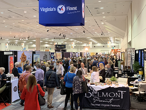 cured meat-makers, craft creameries, forward-thinking startups, and venerable multi-generational artisans were all on hand for the 2019 Winter Fancy Food Show festivities
