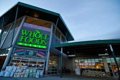 Amazon shakes up retail food market