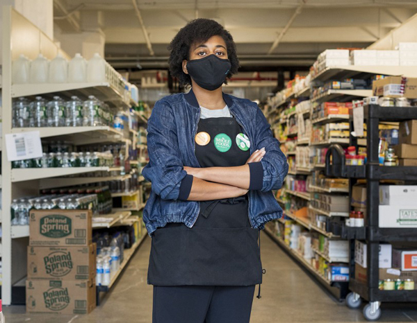 Opened on Septemeber 1, Whole Foods Market unveiled its first-ever dark-format grocery store in Brooklyn, New York, after seeing massive growth in online sales