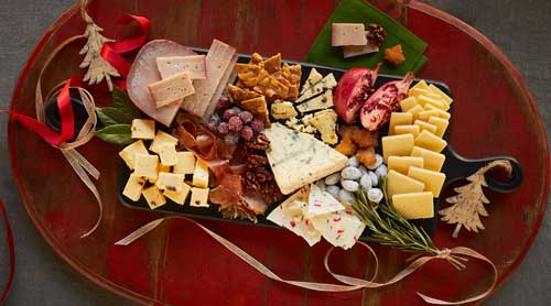 Wisconsin Cheese Debuts New Holiday Recipes