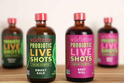 Probiotic Live Shots