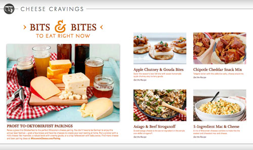 Cheese Craving Bits & Bites To Eat Right Now