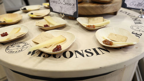 Wisconsin Grand Cru cheese