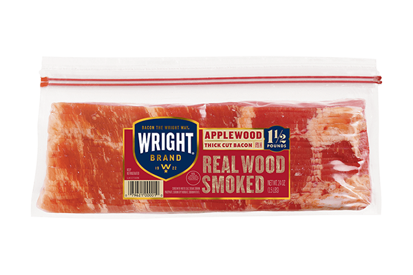 Tyson is backing its Wright® Brand bacon with a $26 million investment in its Vernon, Texas, facility