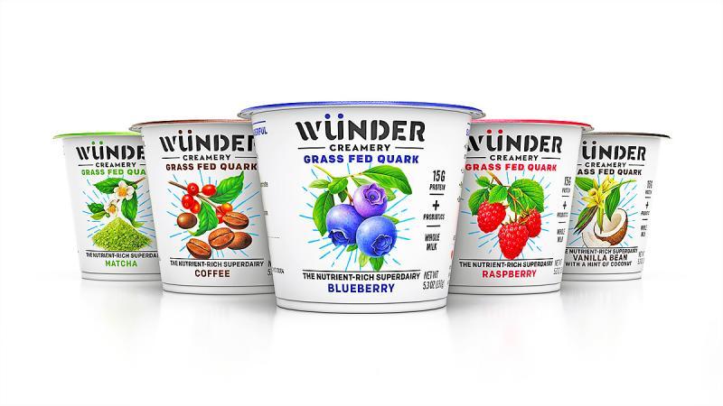 Wünder Creamery flavor lineup