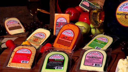 Yancey's Fancy Cheese Products