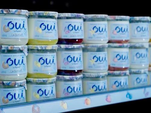 General Mills Yoplait French-Style Oui Yogurt