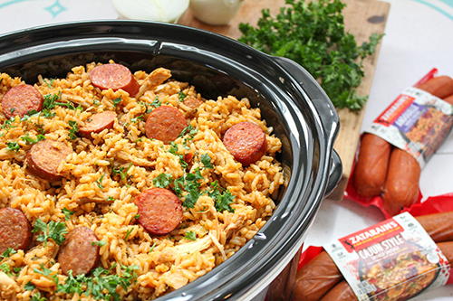Aiming to encourage shoppers to celebrate, Zatarain's has launched multiple comfort recipes on its website