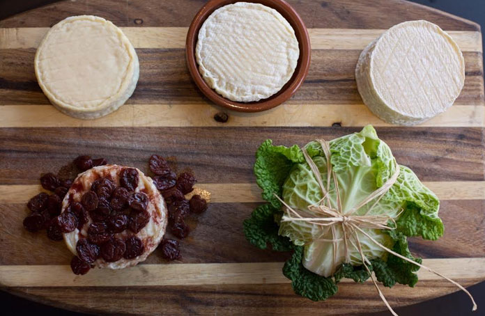 Zingerman's Creamery cheeses are available through a variety of distributors—including Tomales Bay Foods on the West Coast and World's Best Cheese on the East