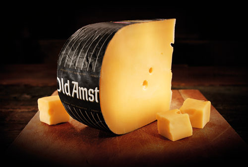 Old Amsterdam is third-generation, family-owned company with a secret recipe for a mature Gouda distinguished from all others