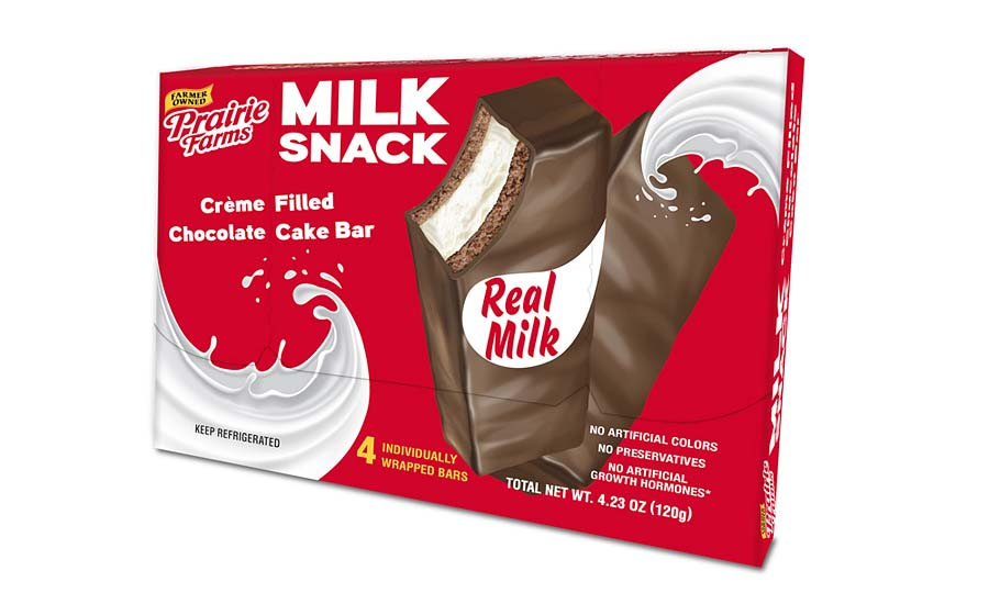 Introduced in October of 2017, Milk Snack bars quickly became a hit as America's first refrigerated snack cake bar