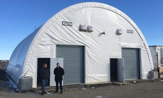 KMS announces the commissioning of a PURON® PLUS packaged MBR system in Saskatoon, a city within the province of Saskatchewan, Canada
