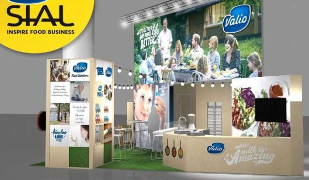 Valio Unveils On-Trend Food Innovations and Ingredients Solutions at SIAL Paris