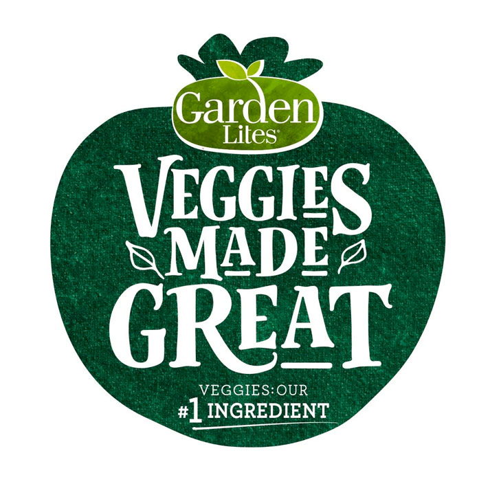 Garden Lites®, the leader in delicious veggie-rich foods, unveiled a major brand refresh to strengthen its unique positioning