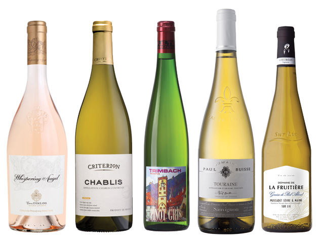 Selection of Featured Wines from France